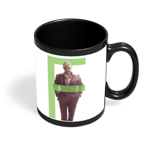 Farcry4 Black Coffee Mug Online India