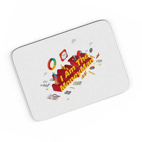 The Moneyman A4 Mousepad Online India