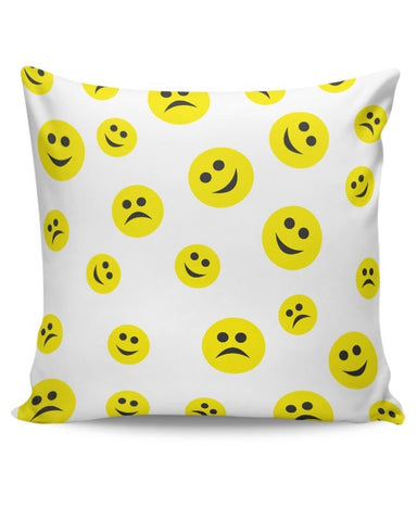 smilies Cushion Cover Online India