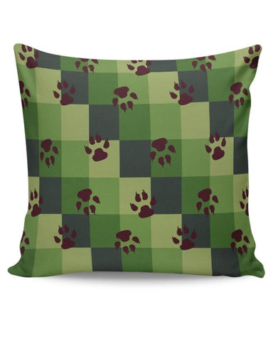 animal paw Cushion Cover Online India