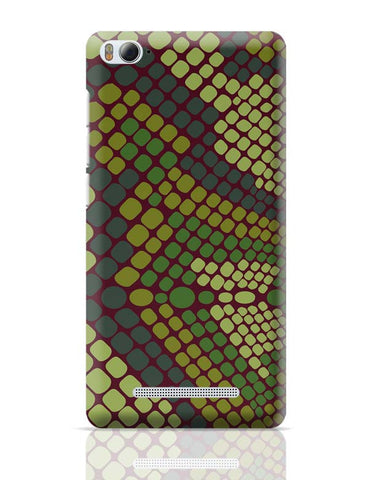 snake skin Xiaomi Mi 4i Covers Cases Online India