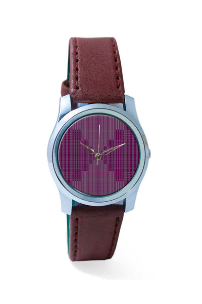 Women Wrist Watch India | pink lines Wrist Watch Online India