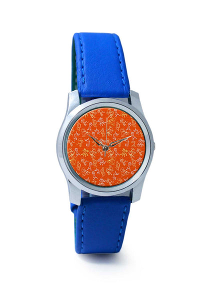 Women Wrist Watch India | warli art Wrist Watch Online India