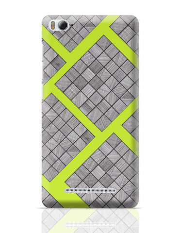 Lines And Grids Xiaomi Mi 4i Covers Cases Online India