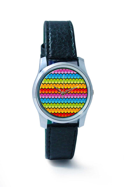 Women Wrist Watch India | rainbow Wrist Watch Online India