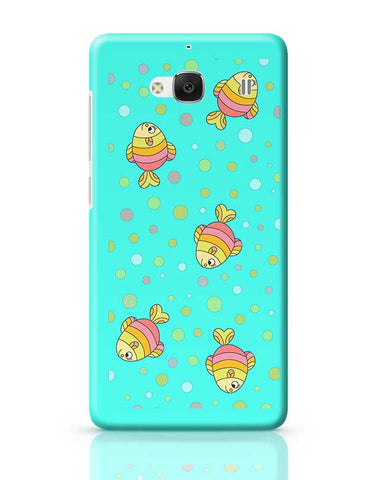 aqua fishy Redmi 2 / Redmi 2 Prime Covers Cases Online India