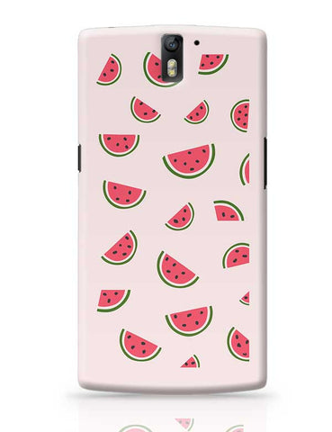 summer melons OnePlus One Covers Cases Online India
