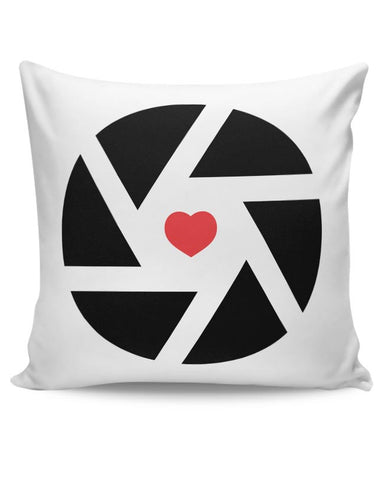 photography love Cushion Cover Online India