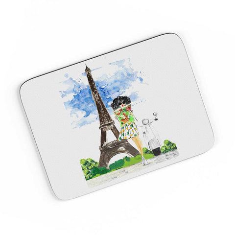 Paree Girl A4 Mousepad Online India