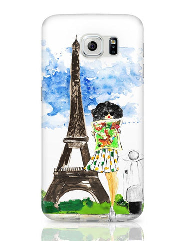 Paree Girl Samsung Galaxy S6 Covers Cases Online India