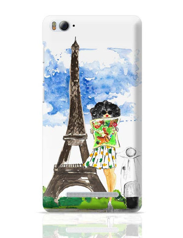 Paree Girl Xiaomi Mi 4i Covers Cases Online India