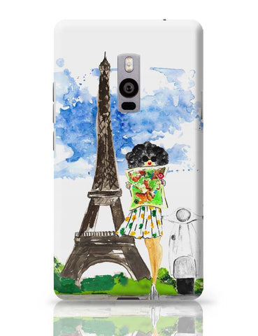 Paree Girl OnePlus Two Covers Cases Online India