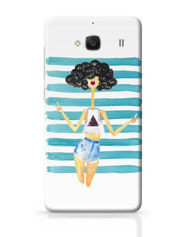 Hipster Life Redmi 2 / Redmi 2 Prime Covers Cases Online India