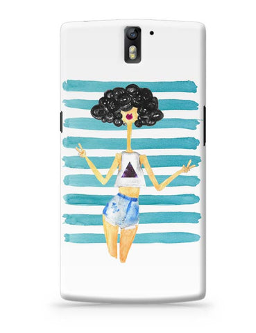 Hipster Life OnePlus One Covers Cases Online India