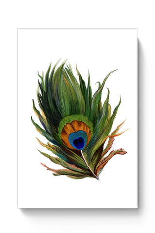 Buy Peacock Feather Poster