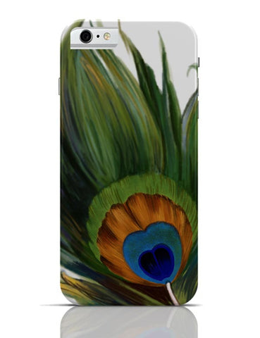 Peacock Feather iPhone 6 / 6S Covers Cases