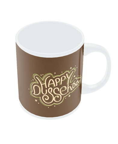 Happy Dusshera Mug