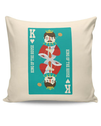 King Of My Heart Cushion Cover Online India