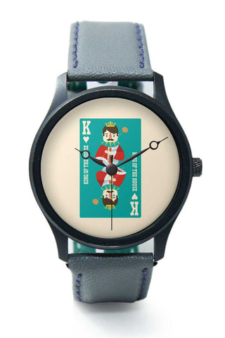 Wrist Watches India | King Of My Heart Premium Wrist Watch  Online India.