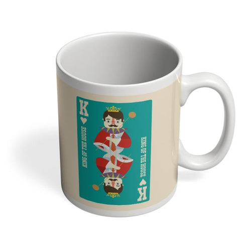 King Of My Heart Coffee Mug Online India
