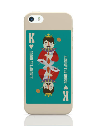 King Of My Heart iPhone Covers Cases Online India