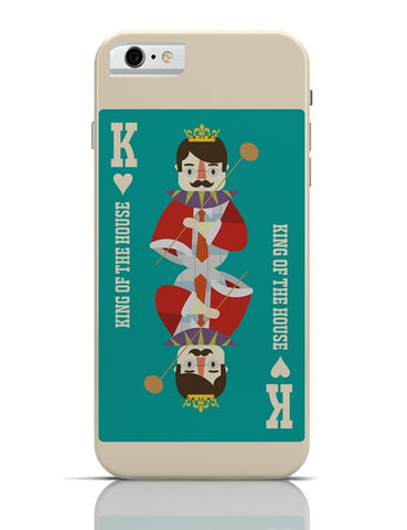 King Of My Heart iPhone 6 6S Covers Cases Online India