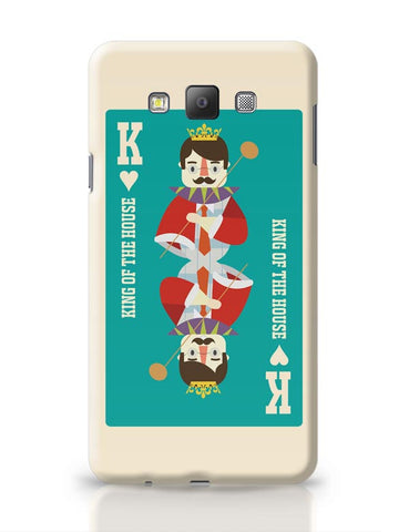 King Of My Heart Samsung Galaxy A7 Covers Cases Online India