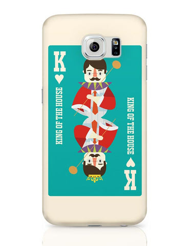 King Of My Heart Samsung Galaxy S6 Covers Cases Online India