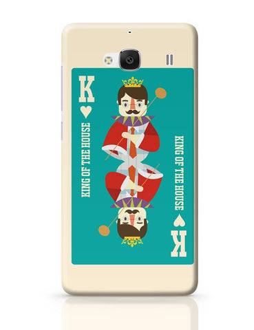 King Of My Heart Redmi 2 / Redmi 2 Prime Covers Cases Online India