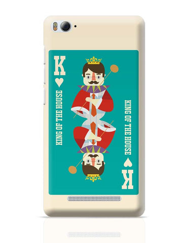 King Of My Heart Xiaomi Mi 4i Covers Cases Online India