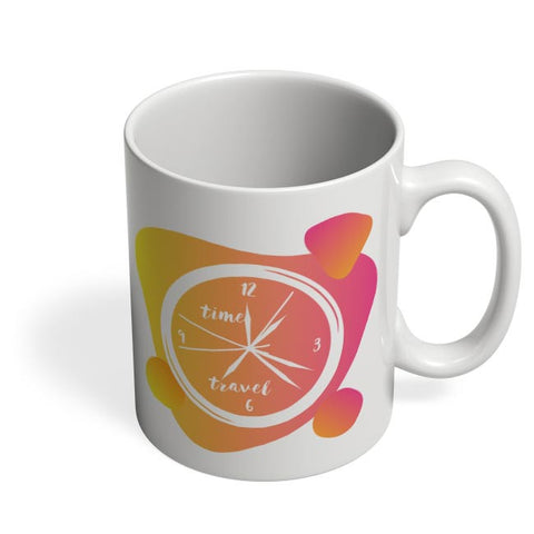 Time Travel Coffee Mug Online India