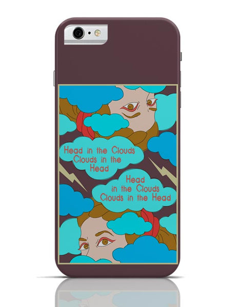 Clouds In The Head iPhone 6 6S Covers Cases Online India