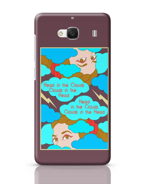 Clouds In The Head Redmi 2 / Redmi 2 Prime Covers Cases Online India