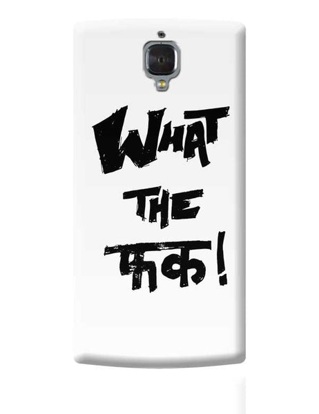 wtf OnePlus 3 Covers Cases Online India