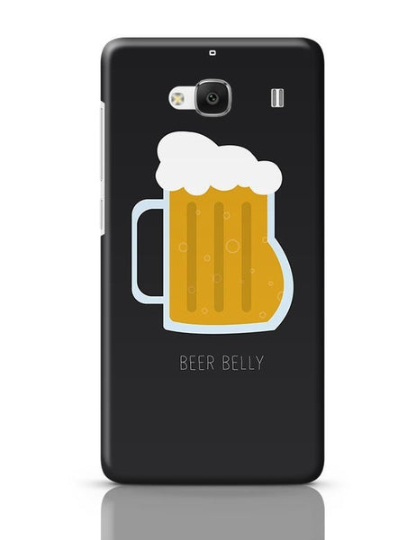 beer belly Redmi 2 / Redmi 2 Prime Covers Cases Online India