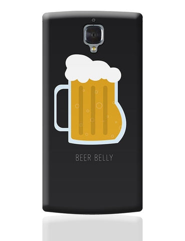 beer belly OnePlus 3 Covers Cases Online India