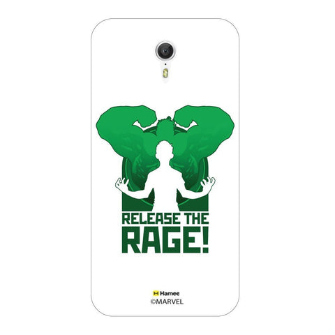 Hulk Release The Rage Lenovo Zuk Z1 Case Cover