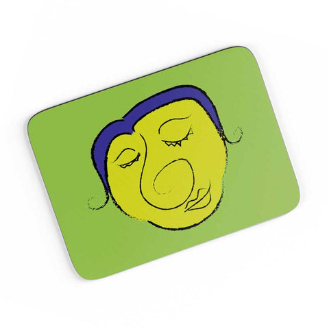 Sleepy Girl A4 Mousepad Online India