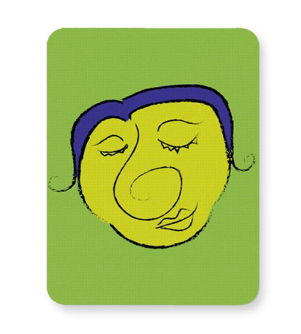 Sleepy Girl Mousepad Online India