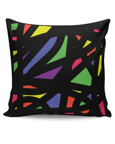 Hues in the dark! Cushion Cover Online India