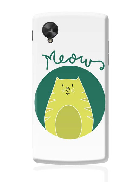 Catty Tales Google Nexus 5 Covers Cases Online India