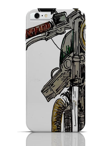 Bike iPhone 6 / 6S Covers Cases