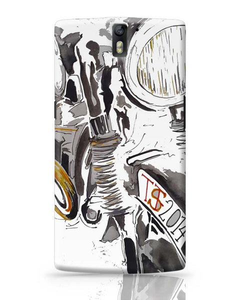 Abstract Machine OnePlus One Covers Cases Online India
