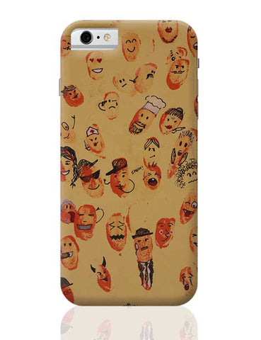 Characters. iPhone 6 / 6S Covers Cases