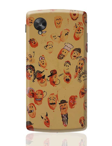 Characters. Google Nexus 5 Covers Cases Online India