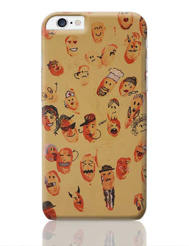 Characters. iPhone 6 Plus / 6S Plus Covers Cases Online India