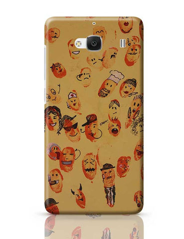 Characters. Redmi 2 / Redmi 2 Prime Covers Cases Online India