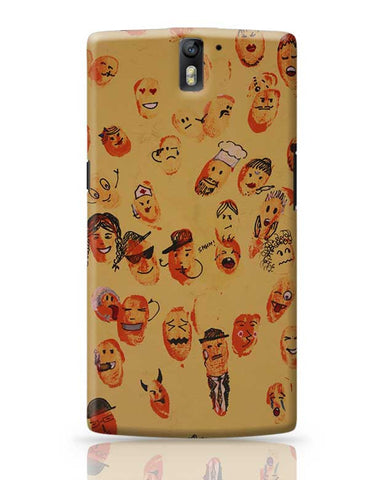 Characters. OnePlus One Covers Cases Online India