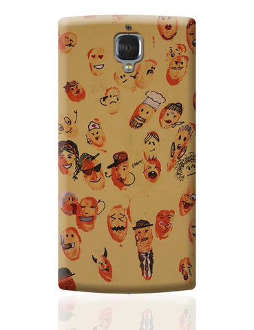 Characters. OnePlus 3 Covers Cases Online India