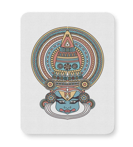 Gods Own Country Mousepad Online India